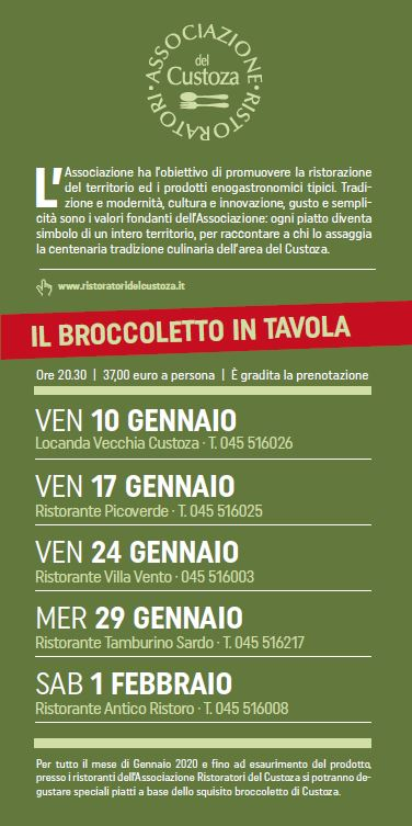 Broccoletto di Custoza 2020